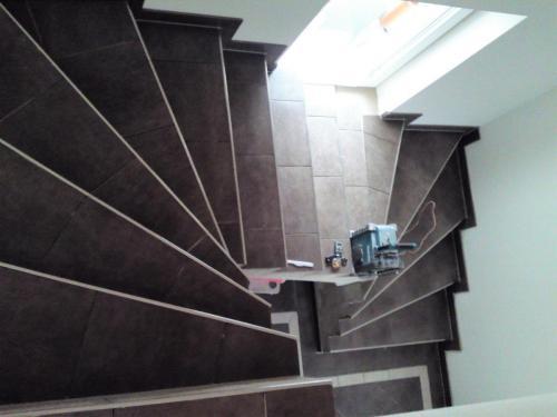 Treppe dunkel